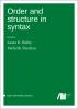 Open Generative Syntax