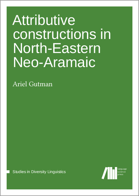 Cover for  Attributive constructions in North-Eastern Neo-Aramaic