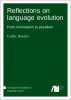 Cover for Forthcoming: Reflections on Biolinguistics