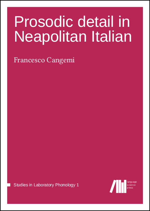 Cover for  Prosodic detail in Neapolitan Italian