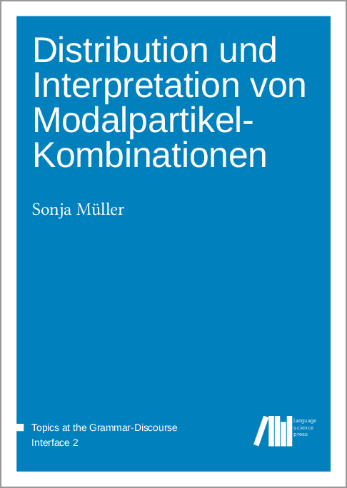 Cover for Forthcoming: Distribution und Interpretation von Modalpartikel-Kombinationen