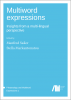 Cover for Forthcoming: Multiword expressions: Insights from a multi-lingual perspective