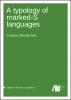 Cover for A typology of marked-S languages