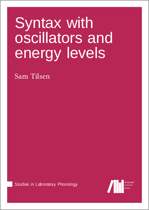 Cover for Forthcoming: Syntax with oscillators and energy levels