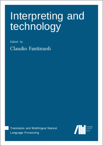 Cover for Forthcoming: Interpreting and technology