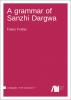 Cover for A grammar of Sanzhi Dargwa