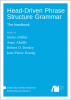 Cover for Forthcoming: Head-Driven Phrase Structure Grammar: The handbook