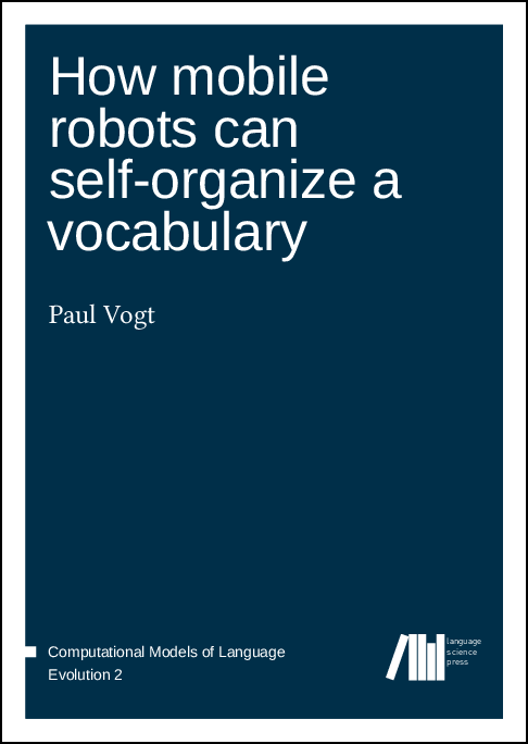 Cover for  How mobile robots can self-organise a vocabulary